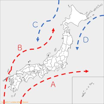 日本の地形と気候 | ICT教材eboard(イーボード)